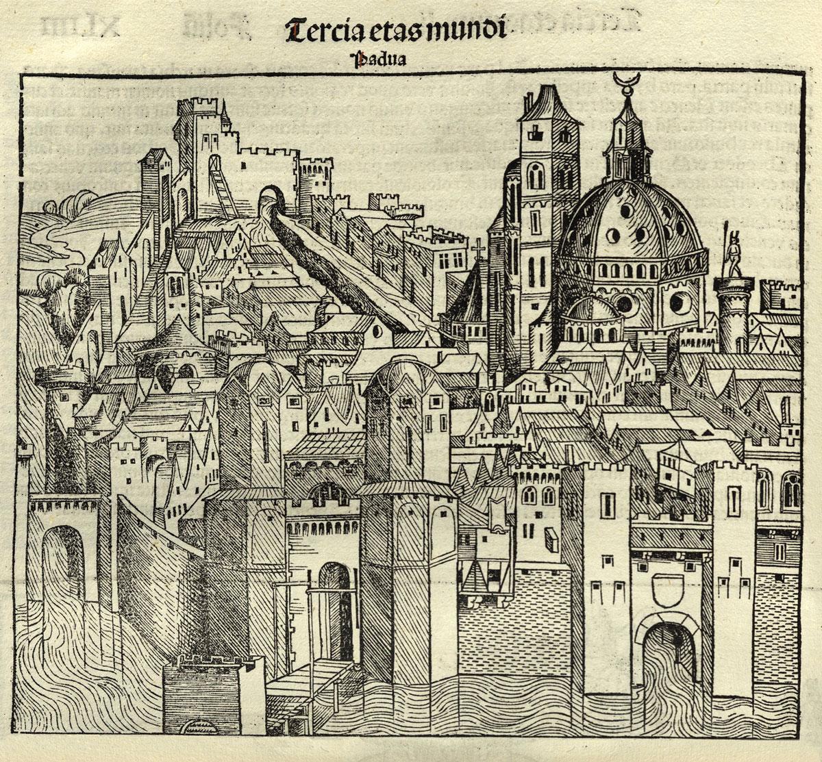 Paduva XV–XVI a. sąvartoje. BNMACMJKB