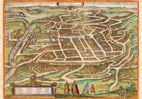 Vilnius XVI a.