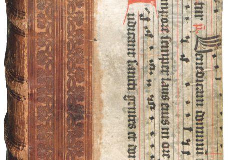 Skorinos Rusėniškoji Biblija, konvoliutas iš Aukštutinės Lužicos mokslinės bibliotekos Gerlice. OLB