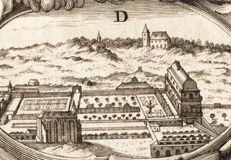 Prahos karališkasis sodas 1600 m. 1672. SLUB